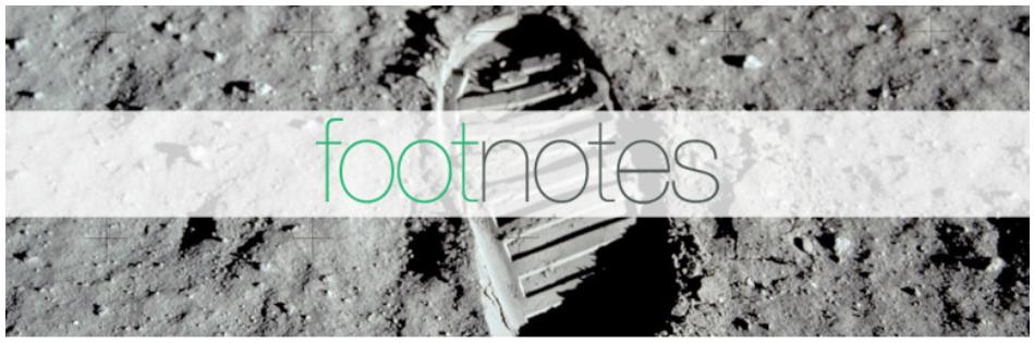 صورة من إضافة Footnotes