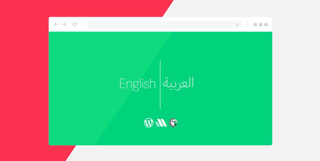 طريقة سهلة لعمل موقع متعدد اللغات بقالب مهارتي وإضافة Polylang