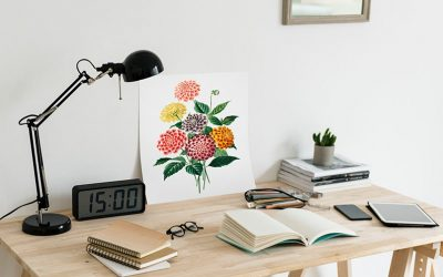 5 Steps to an amazing work space