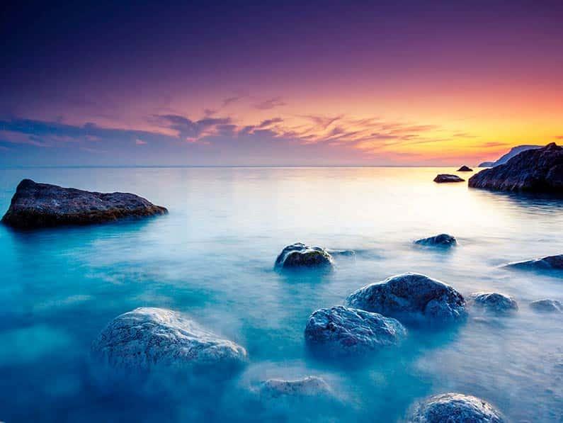 ساحل جميل