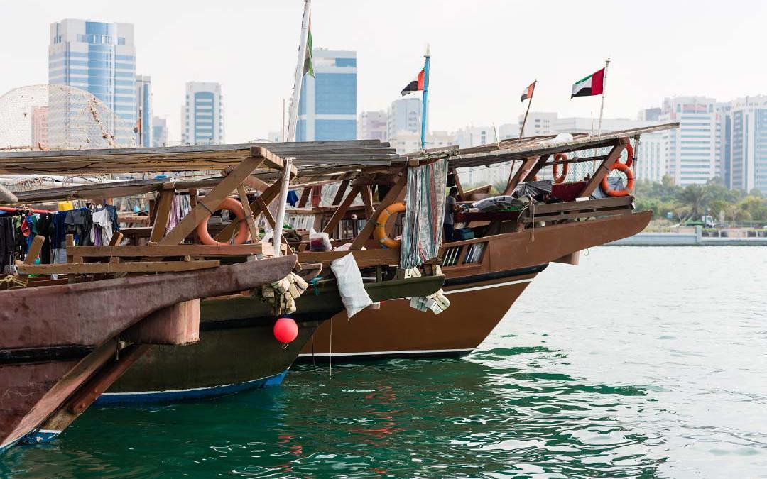 أسواق الخليج القديمة